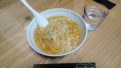 2016-4-2 夕食 糖質0g麺のラーメン (400x225)