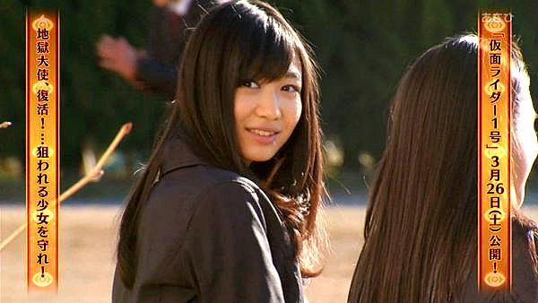 おやっさんの娘、立花麻由さん。