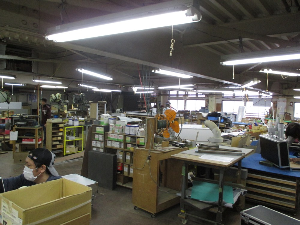 タカベ株式会社 アルミケース製造部