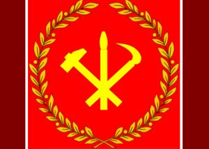 通尊人民軍 エンブレム