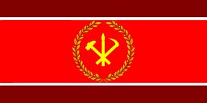 通尊人民軍旗