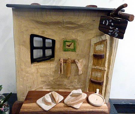 木工展 パン工房