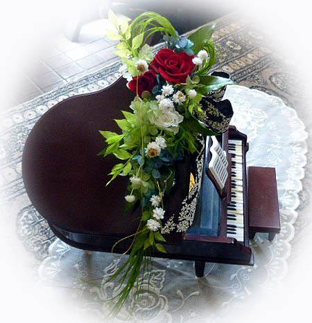 ピアノオルゴ-ル・プリザA
