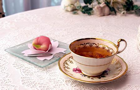 シッキム・桃の花