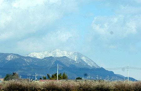 榛名山水澤山