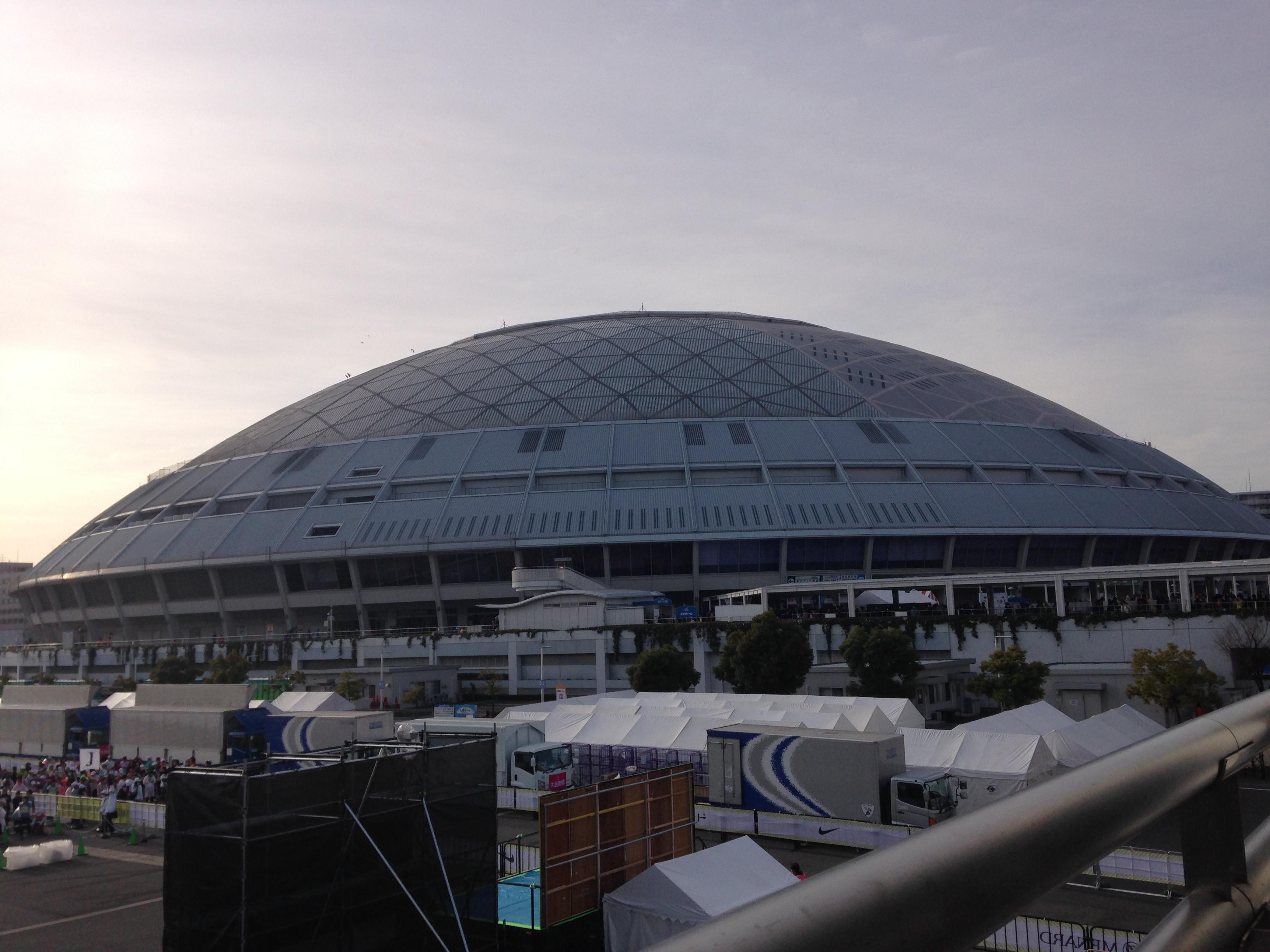 名古屋ドーム!