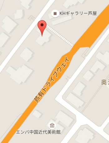 map兵庫県芦屋市奥池町23-19