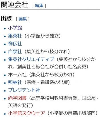 wiki一ツ橋グループ