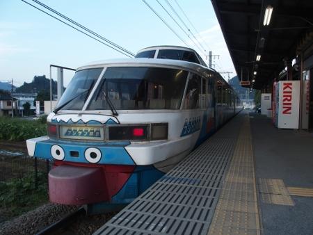 富士急行2000形パノラマ側