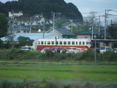 旧鹿島鉄道キハ430形