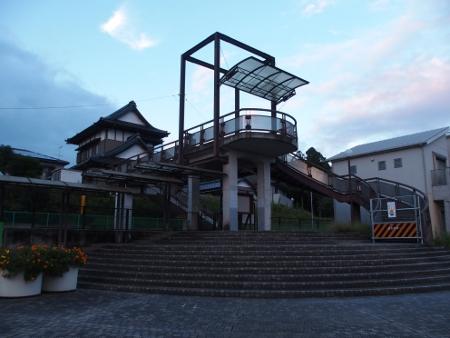 旧鹿島鉄道石岡南台駅