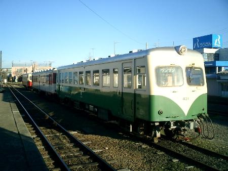 鹿島鉄道キハ430形431
