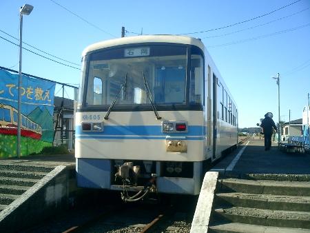 鹿島鉄道KR-500形505