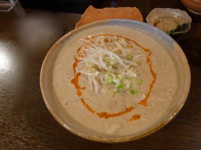 2016年2月刀削麺の4
