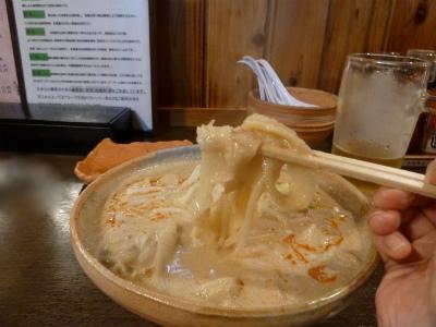 2016年2月刀削麺の5