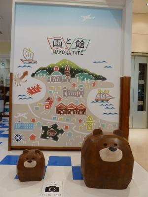 2016年3月函館空港