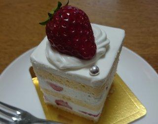 sソワンのショートケーキ