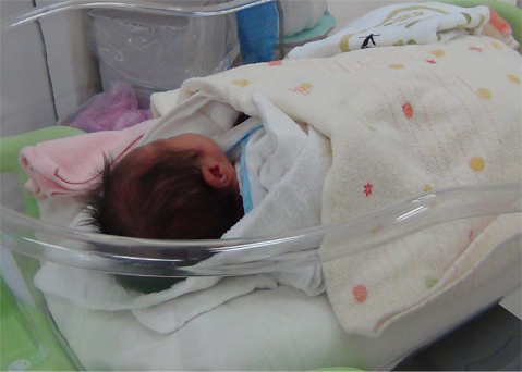 子供が産まれました(2人目)-1