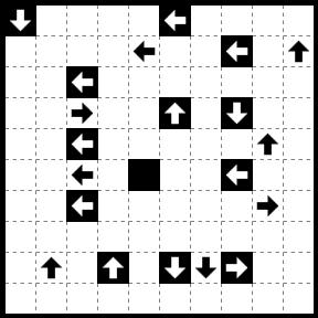 流れるループ 017