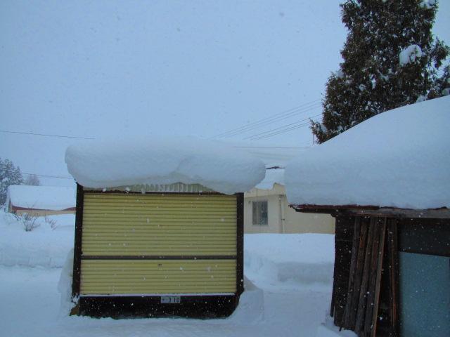 雪下ろし 003