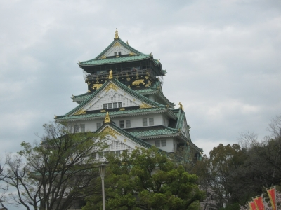 008大阪城