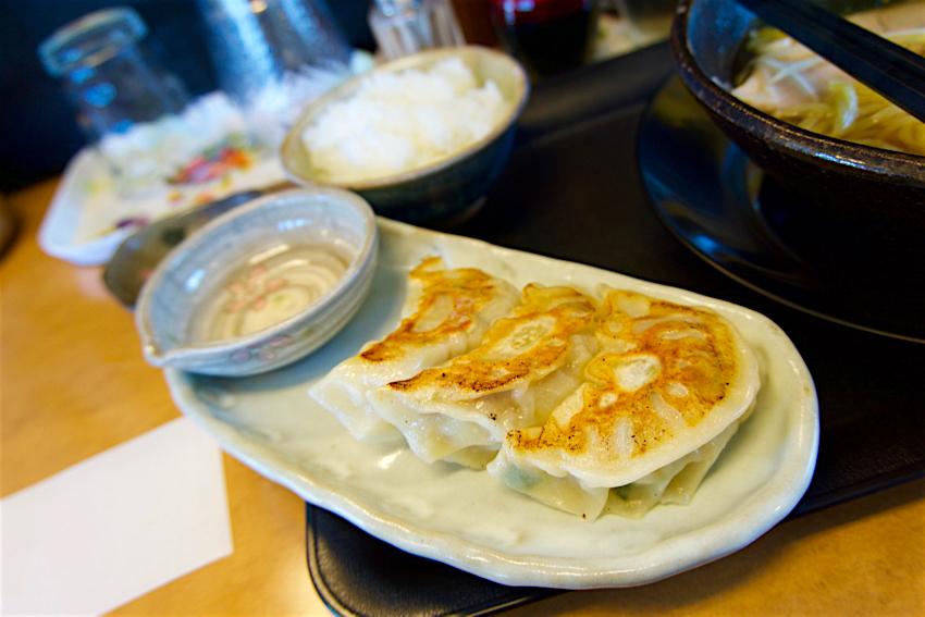 麺道 てっぺん家@益子町七井 Aセット