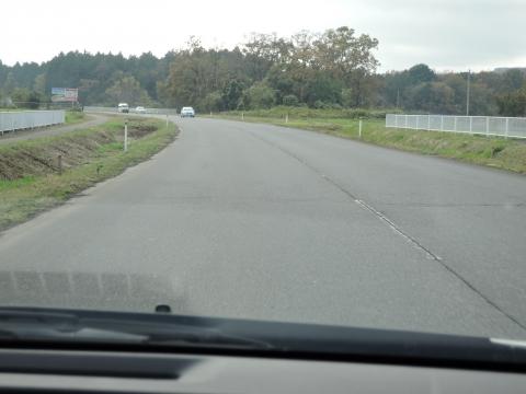 ③-①355号バイパスのセンターラインが消えた!③