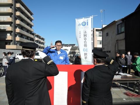 平成28年1月9日石岡市消防出初式⑦