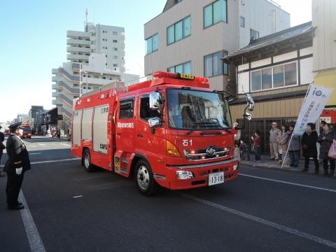 平成28年1月9日石岡市消防出初式⑨