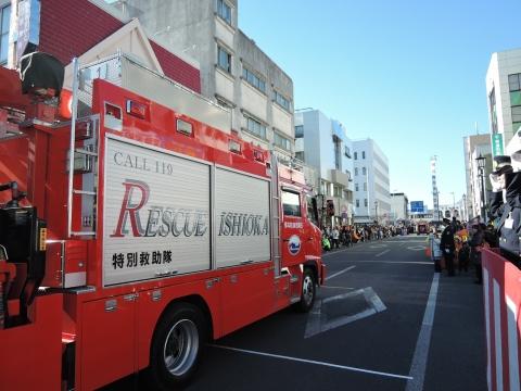 平成28年1月9日石岡市消防出初式⑫