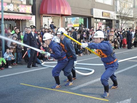 平成28年1月9日石岡市消防出初式⑭