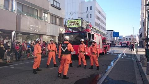平成28年1月9日石岡市消防出初式⑮A