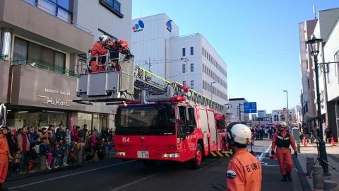 平成28年1月9日石岡市消防出初式⑯A