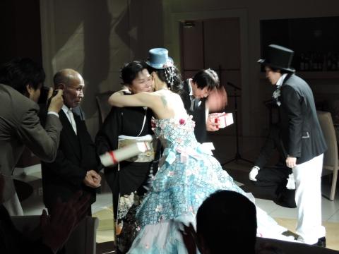 平成28年1月16日若林家&竹井家「結婚式」⑥