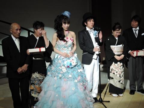平成28年1月16日若林家&竹井家「結婚式」⑦