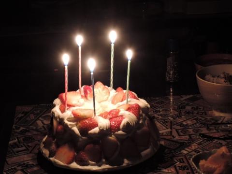 平成28年1月15日 妻の48歳「お誕生日」①