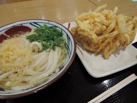 讃岐うどん「丸亀製麺」⑥