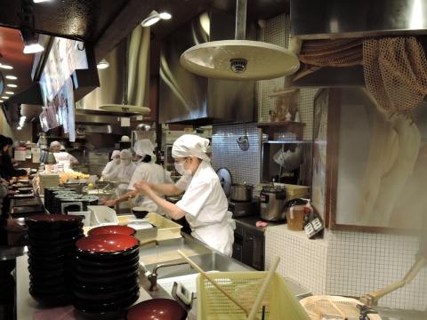 讃岐うどん「丸亀製麺」⑧