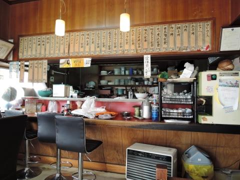 「ヨット食堂」石岡市貝地店③