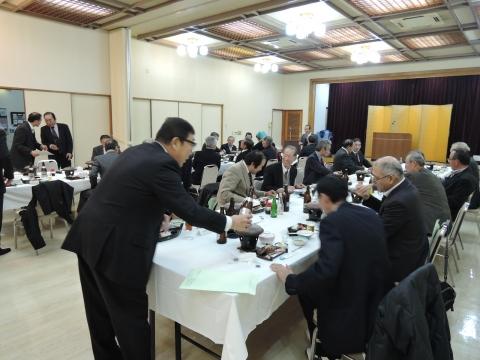 平成28年1月28日石岡市区長会新年会③