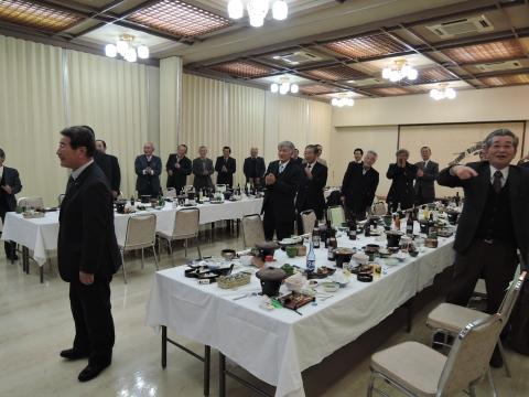 平成28年1月28日石岡市区長会新年会②