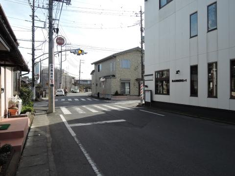 富田町北向観音前「普通型信号機」に変更要望⑤