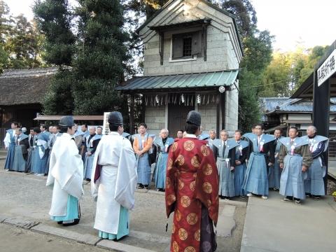 平成27年2月3日常陸國總社宮「節分祭」⑭