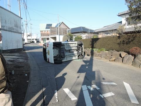 高齢者の交通事故②