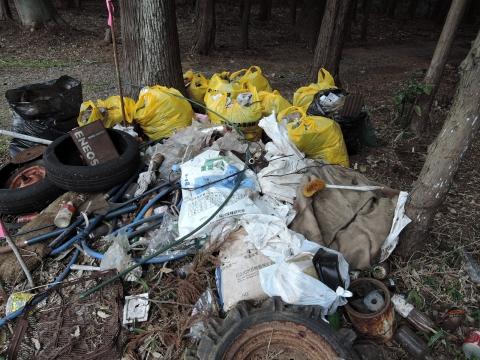 不法投棄禁止なのにどうしてゴミをすてるの?②