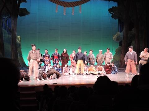 平成28年3月13日市民ミュージカル「龍神さまの祝い丘」①