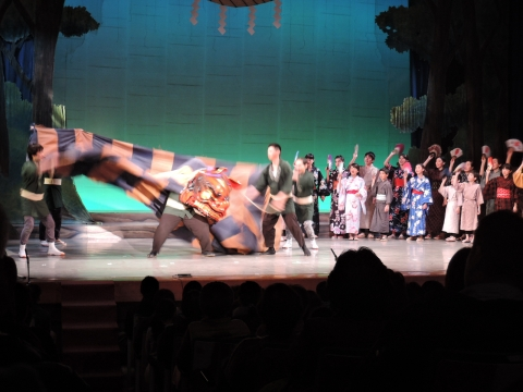 平成28年3月13日市民ミュージカル「龍神さまの祝い丘」②