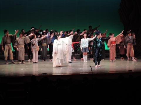 平成28年3月13日市民ミュージカル「龍神さまの祝い丘」③