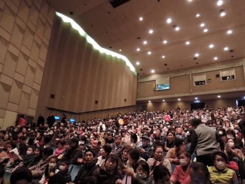 平成28年3月13日市民ミュージカル「龍神さまの祝い丘」④