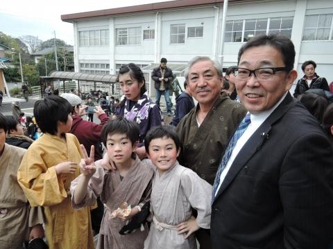 平成28年3月13日市民ミュージカル「龍神さまの祝い丘」⑧